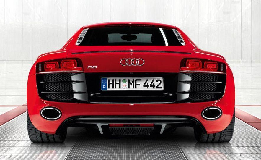 2010 Audi R8 5.2 V-10 FSI Quattro LED headlight and daytime-running-light - Slide 26
