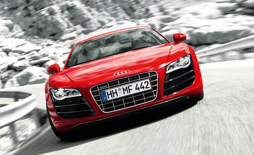 2010 Audi R8 5.2 V-10 FSI Quattro LED headlight and daytime-running-light - Slide 21