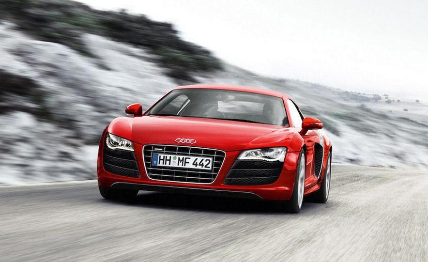 2010 Audi R8 5.2 V-10 FSI Quattro LED headlight and daytime-running-light - Slide 22
