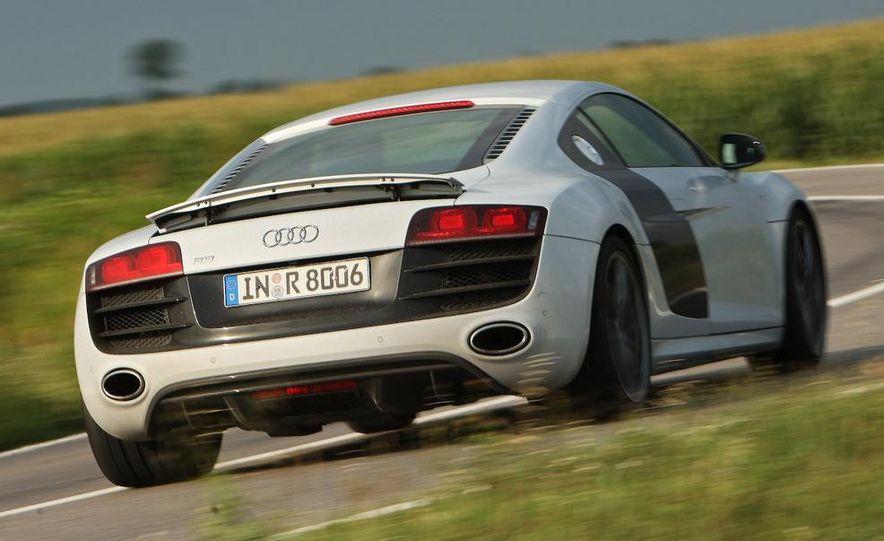 2010 Audi R8 5.2 V-10 FSI Quattro LED headlight and daytime-running-light - Slide 11
