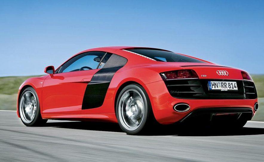 2010 Audi R8 5.2 V-10 FSI Quattro LED headlight and daytime-running-light - Slide 23