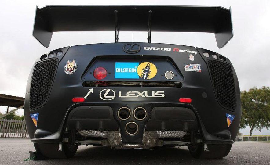 2011 Lexus LF-A prototype - Slide 17