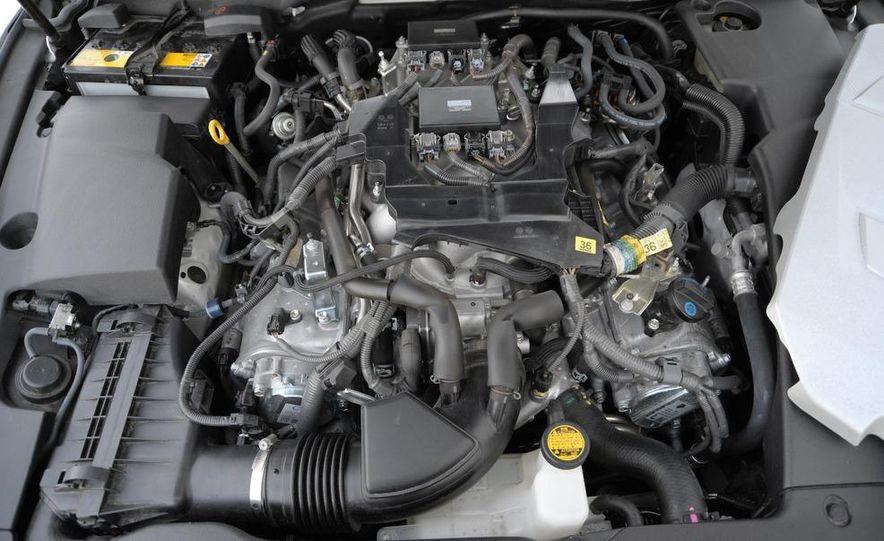 2008 Lexus IS F - Slide 36