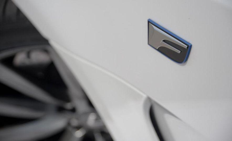 2008 Lexus IS F - Slide 40