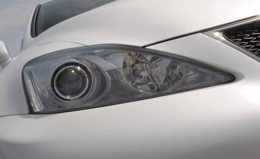 2008 Lexus IS F - Slide 48