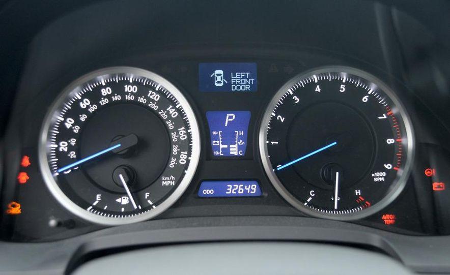 2008 Lexus IS F - Slide 4