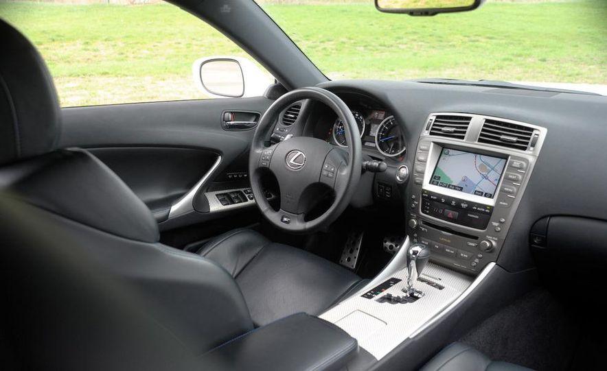 2008 Lexus IS F - Slide 45