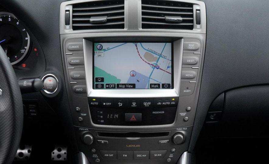 2008 Lexus IS F - Slide 56