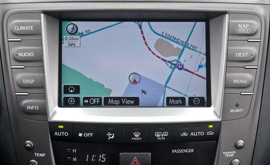 2008 Lexus IS F - Slide 66