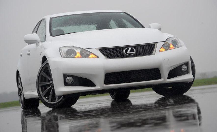 2008 Lexus IS F - Slide 10