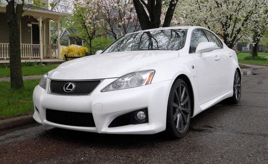 2008 Lexus IS F - Slide 15