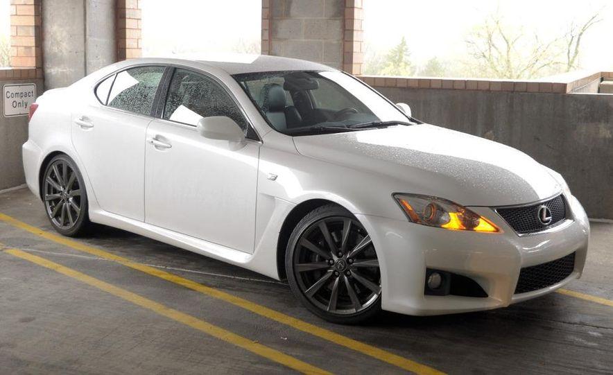 2008 Lexus IS F - Slide 28