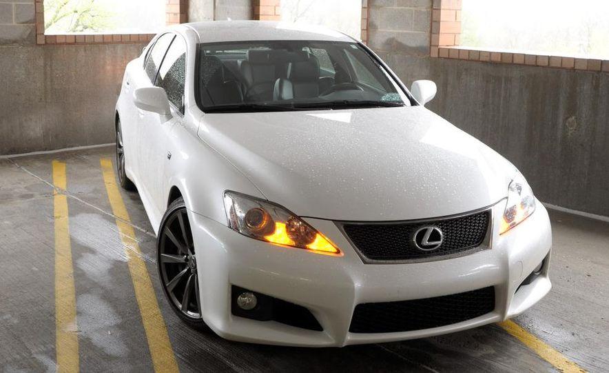 2008 Lexus IS F - Slide 30