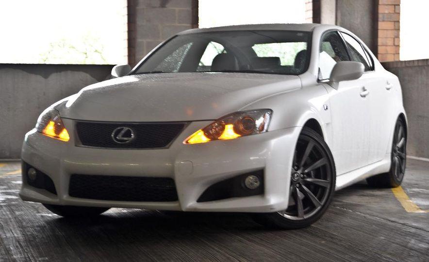 2008 Lexus IS F - Slide 31