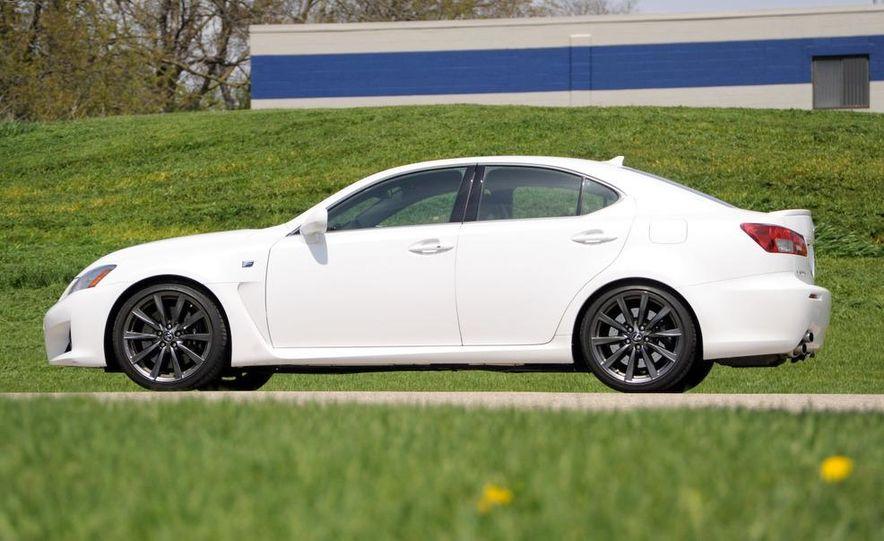 2008 Lexus IS F - Slide 38