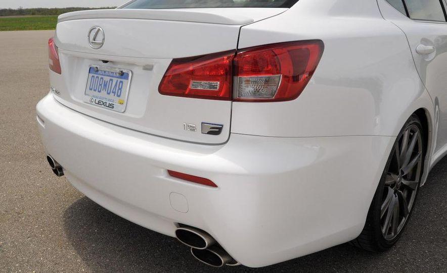 2008 Lexus IS F - Slide 42