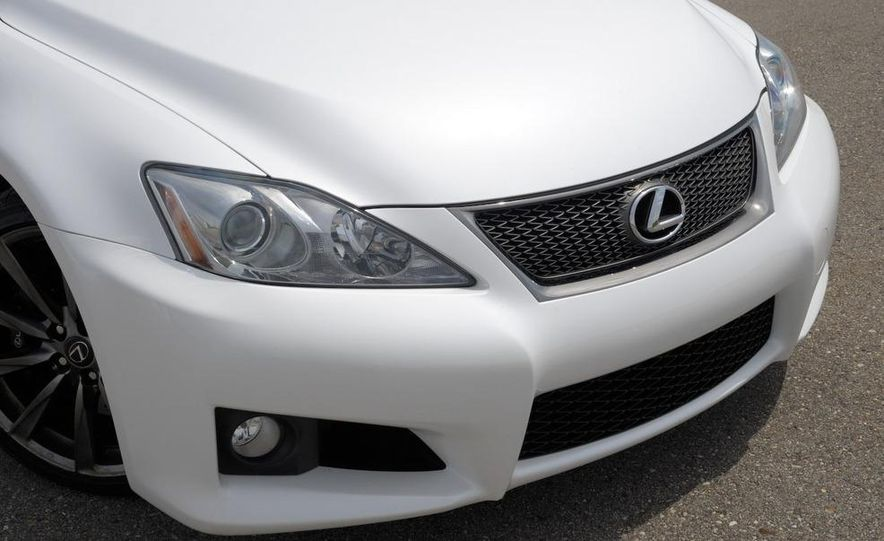 2008 Lexus IS F - Slide 46