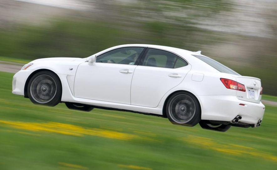 2008 Lexus IS F - Slide 62