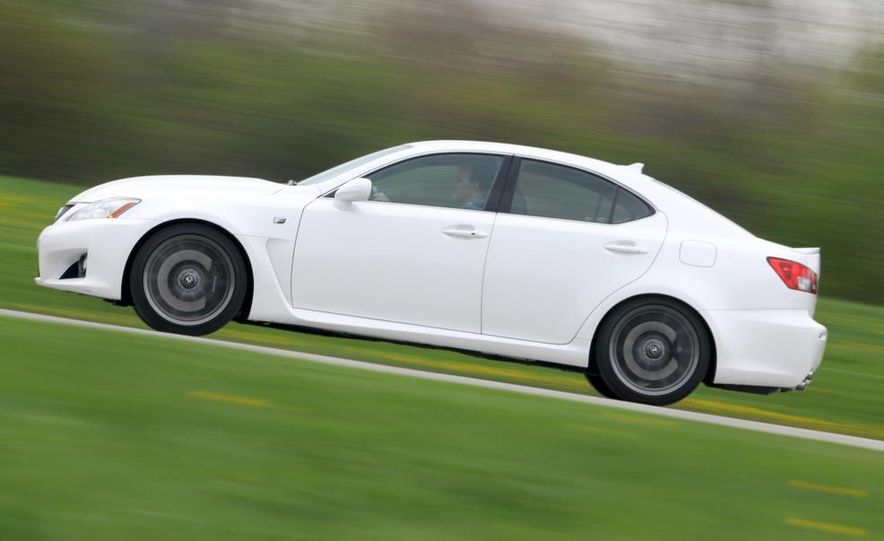 2008 Lexus IS F - Slide 63