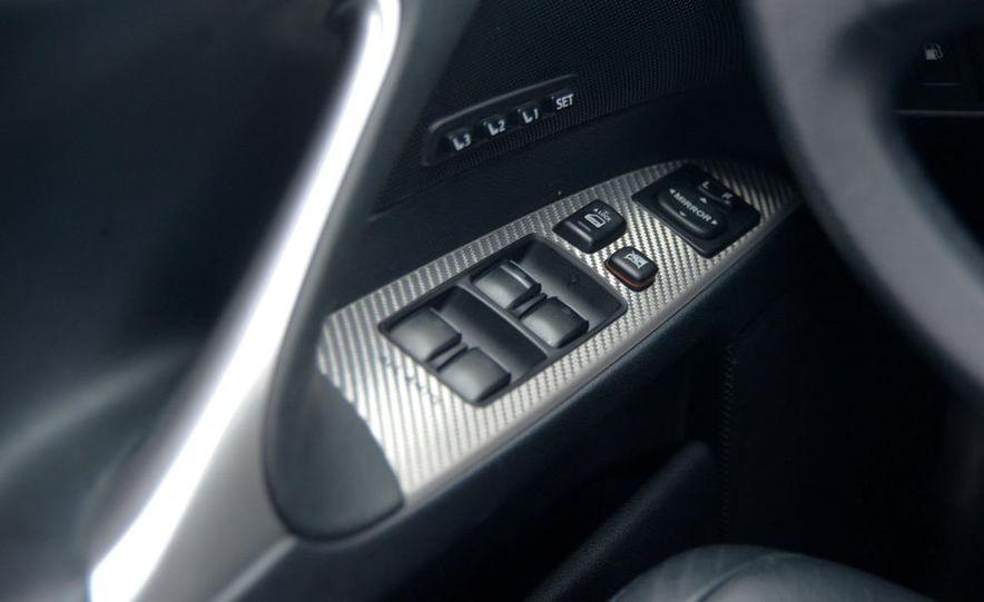 2008 Lexus IS F - Slide 68