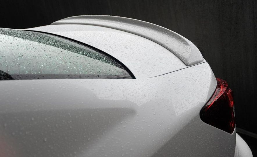 2008 Lexus IS F - Slide 24