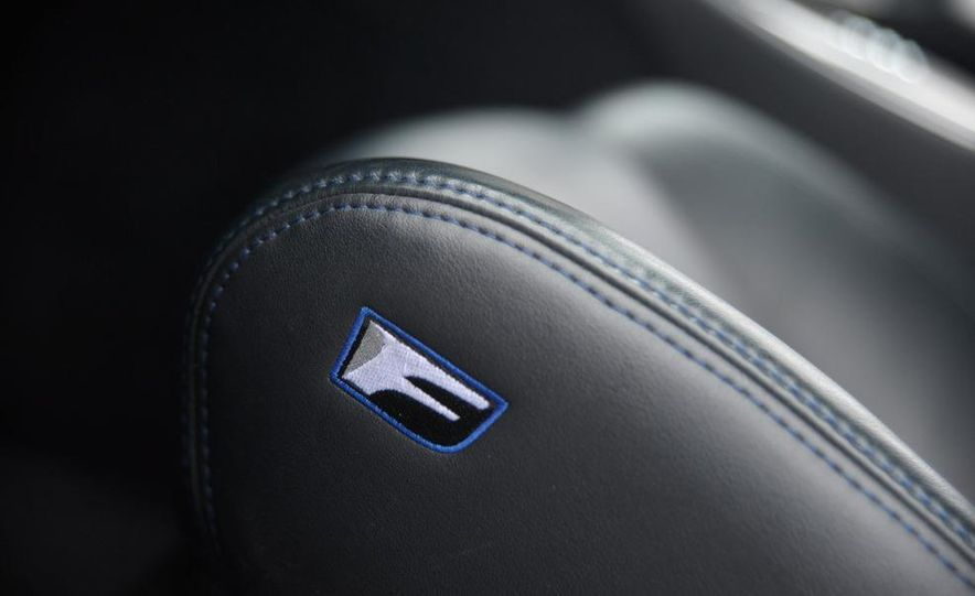 2008 Lexus IS F - Slide 2