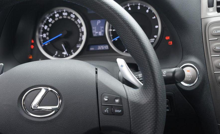 2008 Lexus IS F - Slide 67