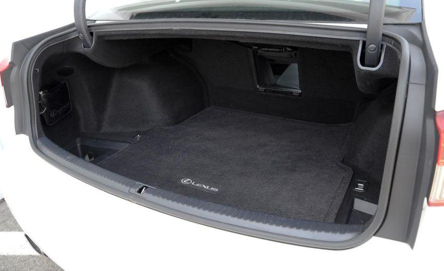 2008 Lexus IS F - Slide 37