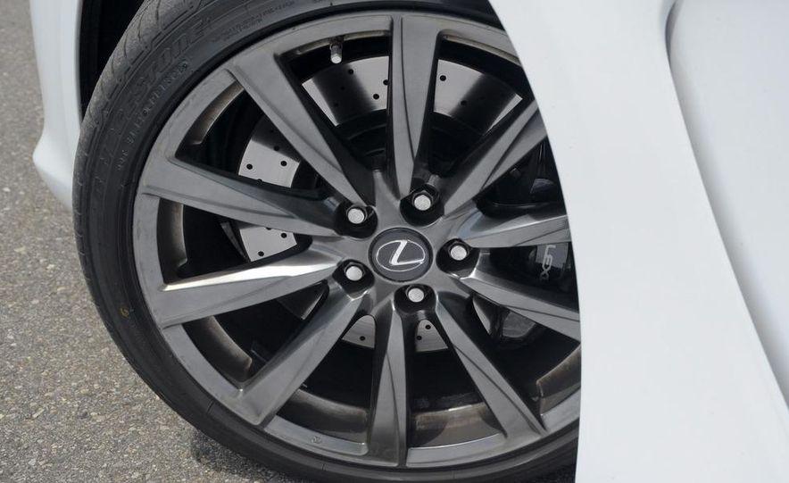 2008 Lexus IS F - Slide 39