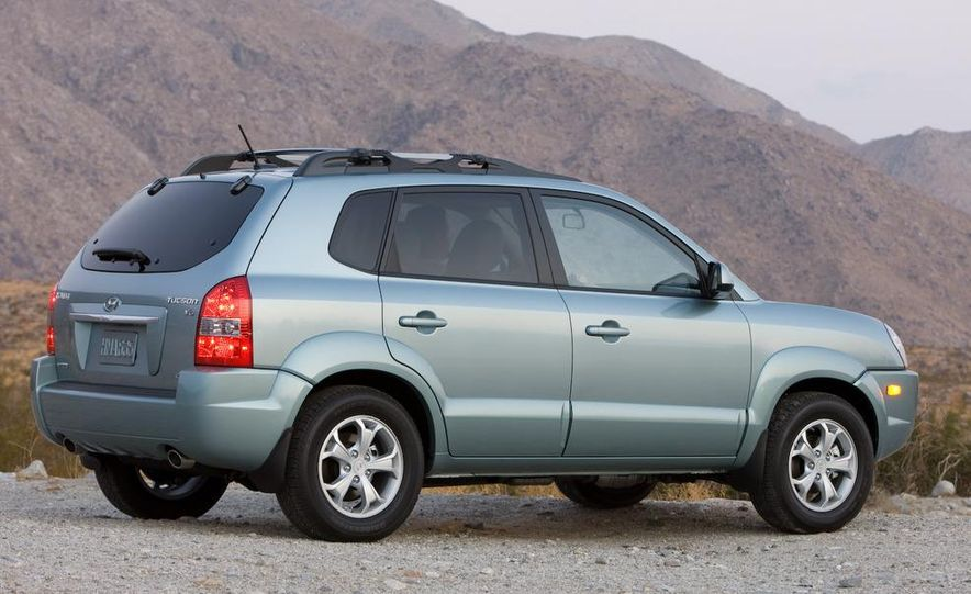 2010 Hyundai Tucson - Slide 76