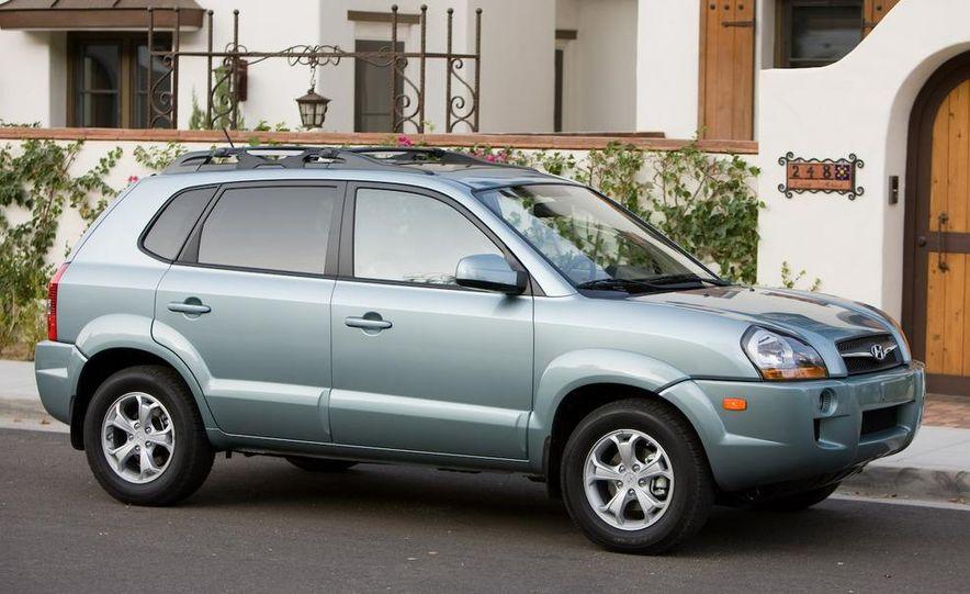 2010 Hyundai Tucson - Slide 74