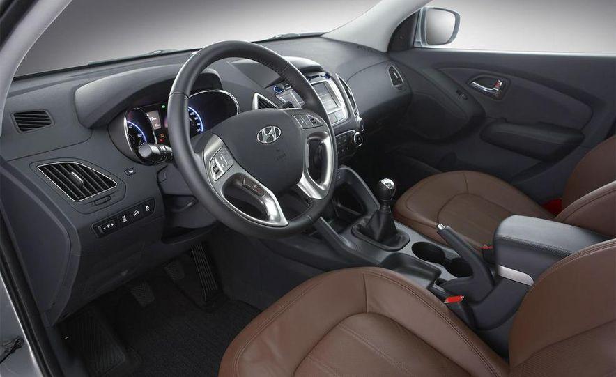 2010 Hyundai Tucson - Slide 48