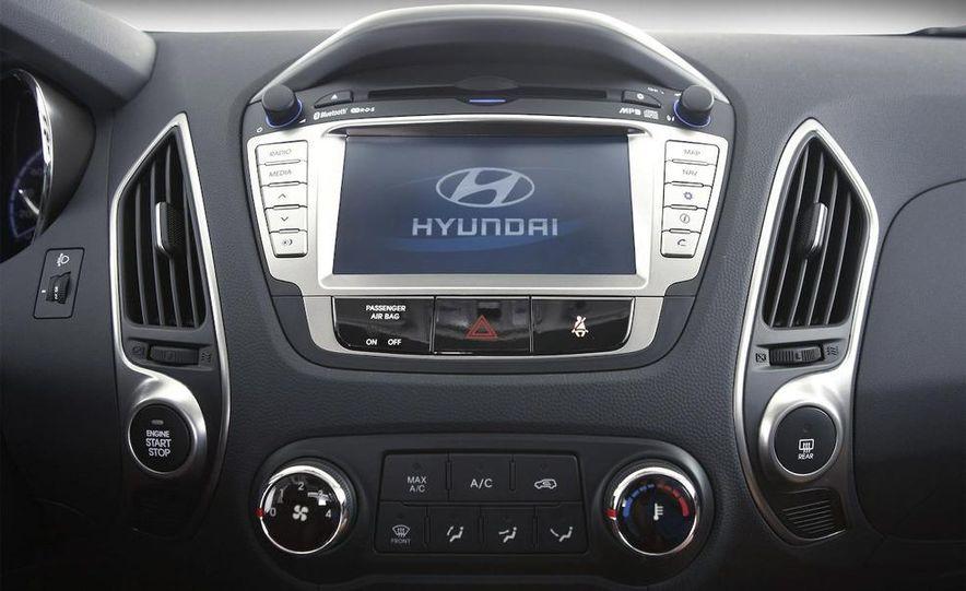 2010 Hyundai Tucson - Slide 53