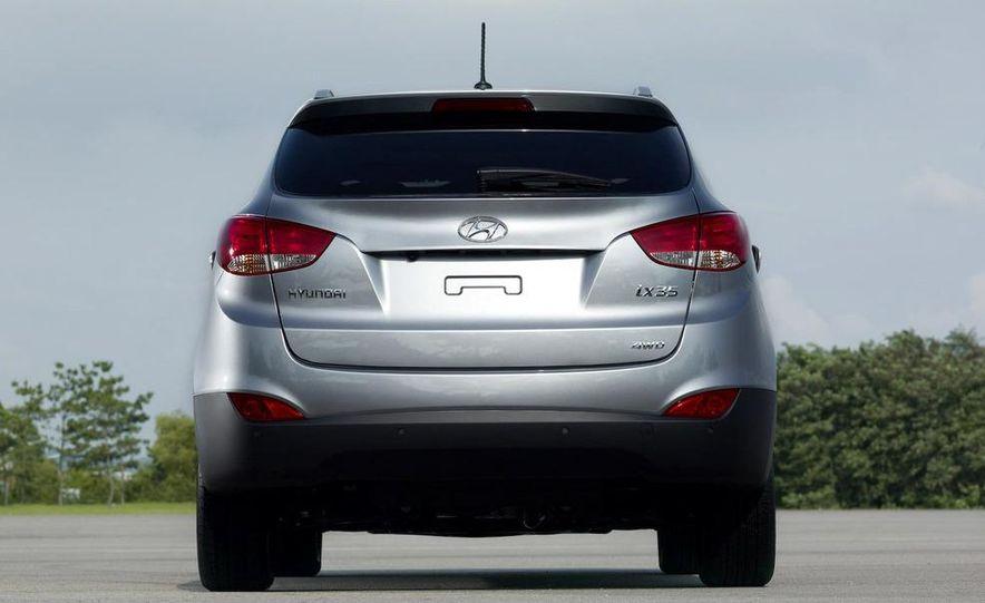 2010 Hyundai Tucson - Slide 27