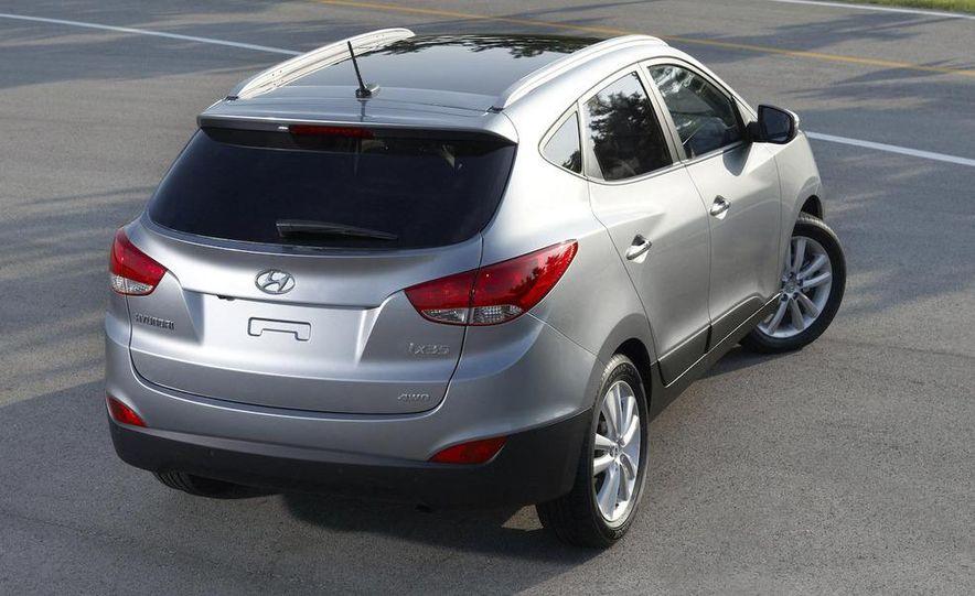 2010 Hyundai Tucson - Slide 29