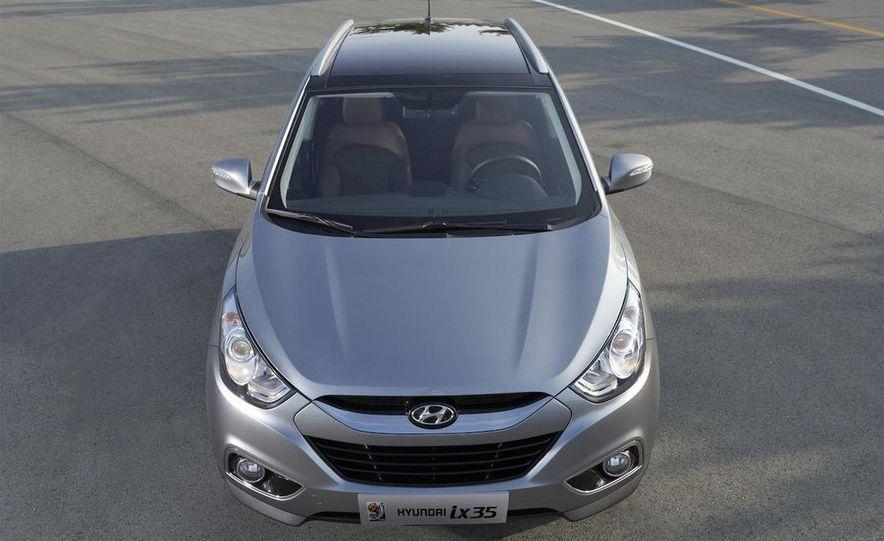 2010 Hyundai Tucson - Slide 32