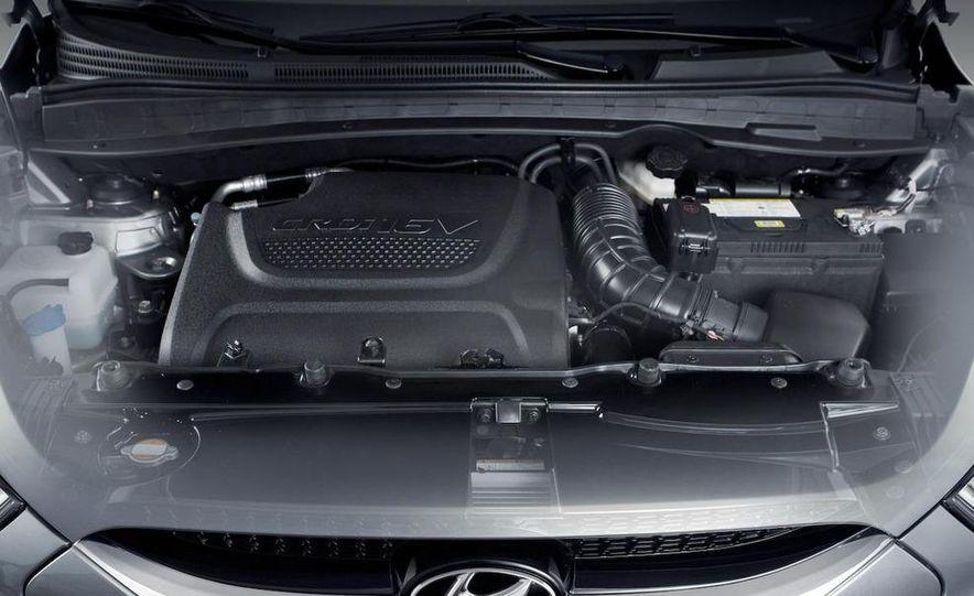 2010 Hyundai Tucson - Slide 45