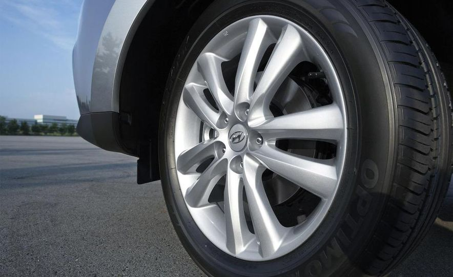 2010 Hyundai Tucson - Slide 44
