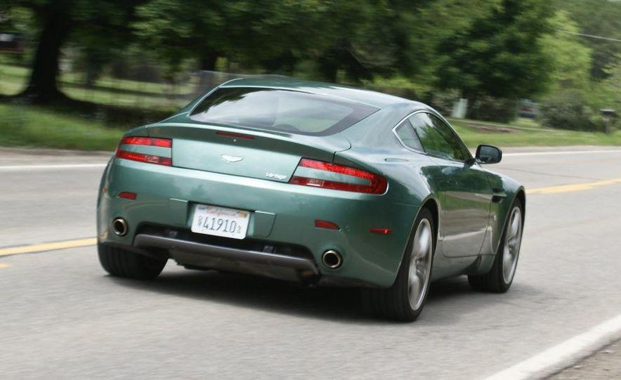 2009 Aston Martin V-8 Vantage - Slide 1