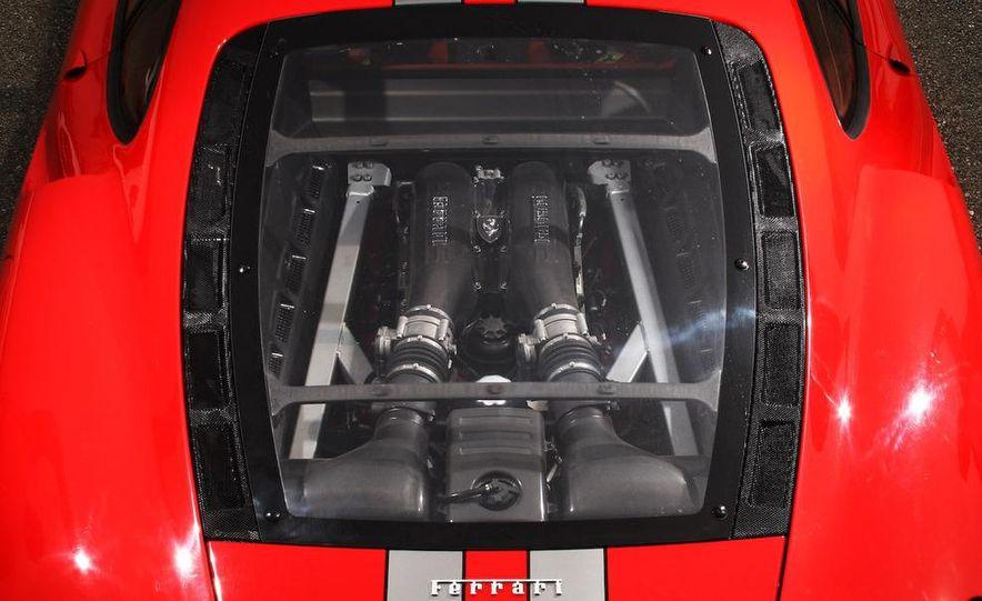 2009 Ferrari 430 Scuderia and 2010 Audi R8 5.2 V-10 FSI Quattro - Slide 37