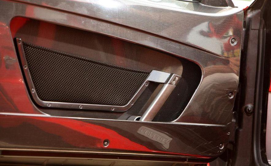 2009 Ferrari 430 Scuderia and 2010 Audi R8 5.2 V-10 FSI Quattro - Slide 40