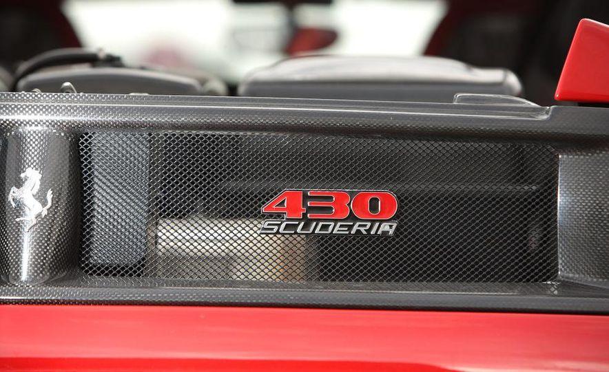 2009 Ferrari 430 Scuderia and 2010 Audi R8 5.2 V-10 FSI Quattro - Slide 29