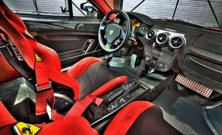 2009 Ferrari 430 Scuderia and 2010 Audi R8 5.2 V-10 FSI Quattro - Slide 38