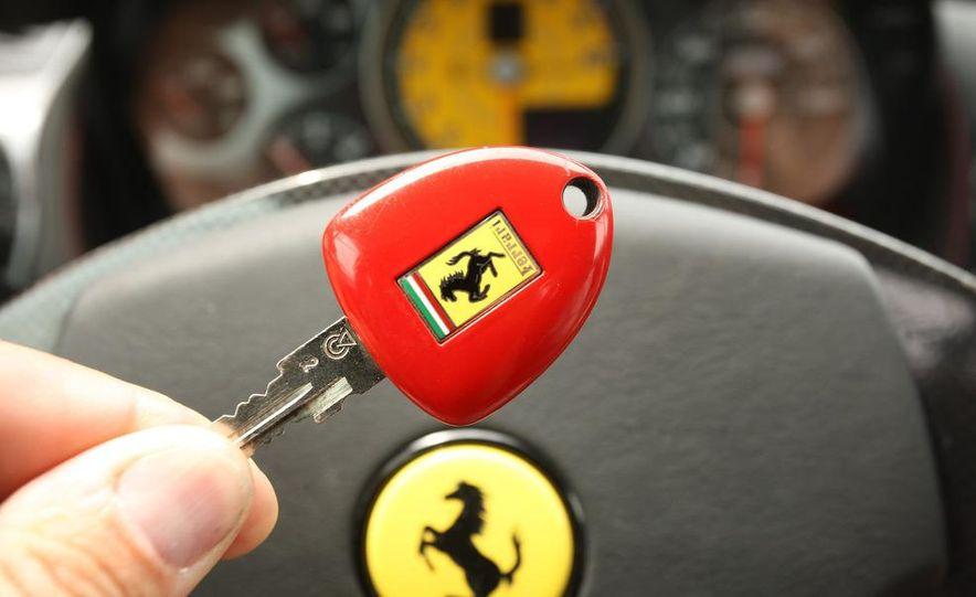 2009 Ferrari 430 Scuderia and 2010 Audi R8 5.2 V-10 FSI Quattro - Slide 47