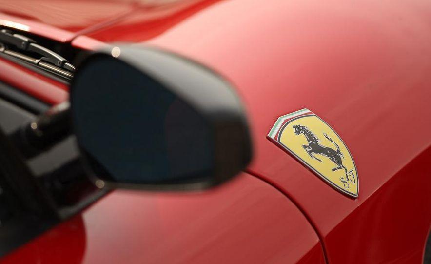 2009 Ferrari 430 Scuderia and 2010 Audi R8 5.2 V-10 FSI Quattro - Slide 31