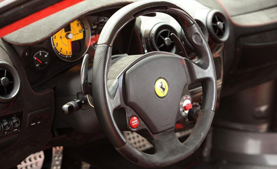 2009 Ferrari 430 Scuderia and 2010 Audi R8 5.2 V-10 FSI Quattro - Slide 43