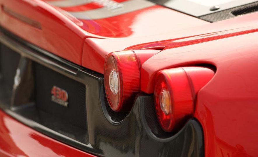 2009 Ferrari 430 Scuderia and 2010 Audi R8 5.2 V-10 FSI Quattro - Slide 33