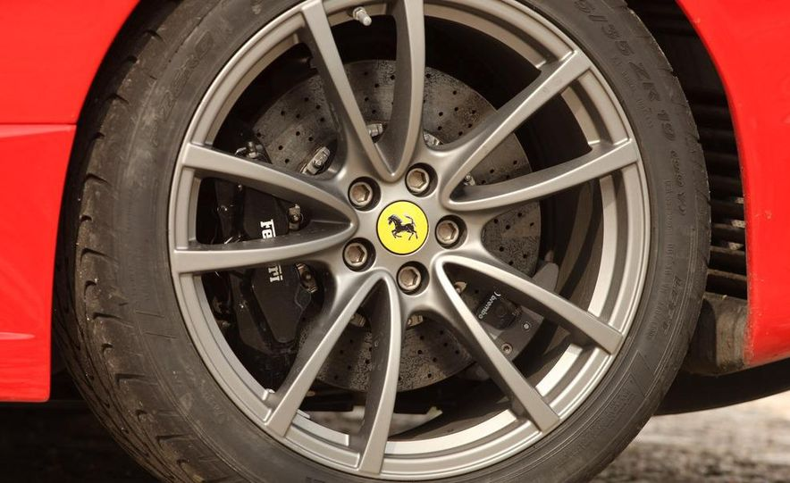 2009 Ferrari 430 Scuderia and 2010 Audi R8 5.2 V-10 FSI Quattro - Slide 35