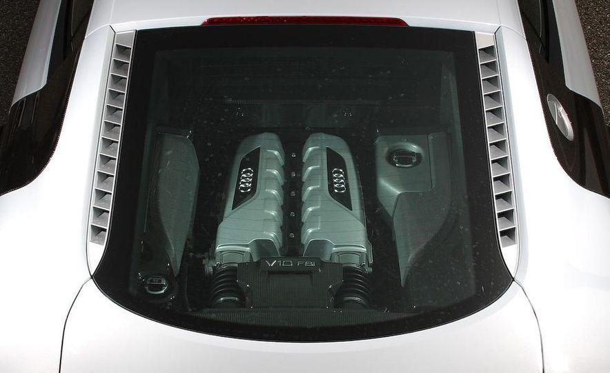2009 Ferrari 430 Scuderia and 2010 Audi R8 5.2 V-10 FSI Quattro - Slide 54