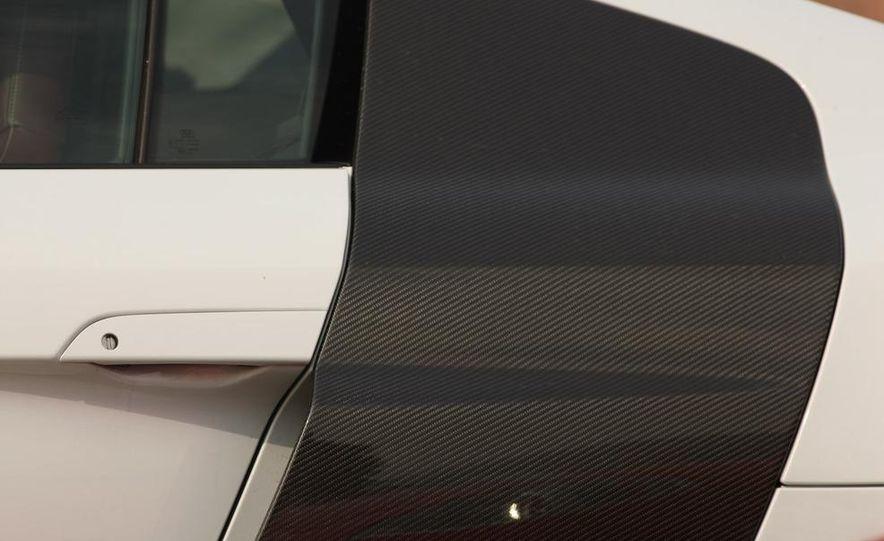 2009 Ferrari 430 Scuderia and 2010 Audi R8 5.2 V-10 FSI Quattro - Slide 58